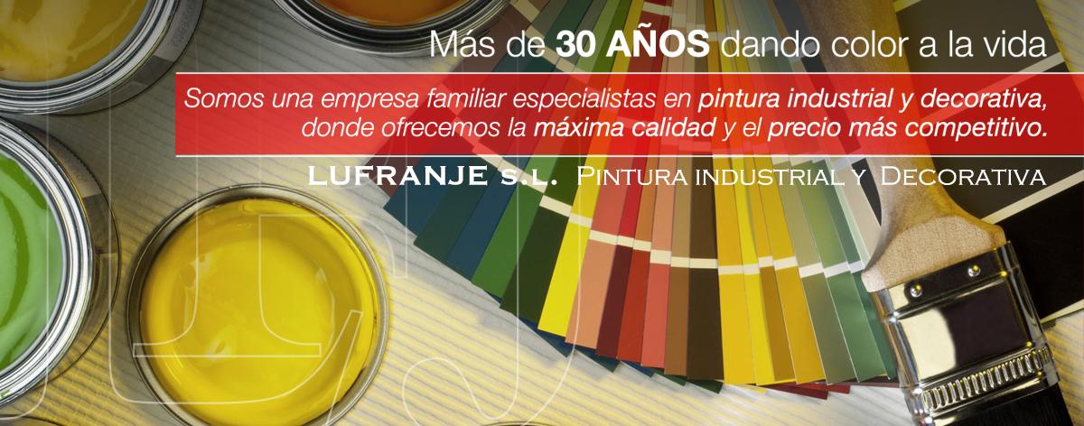 Pintura Lufranje: Pintores en Leganés y Madrid